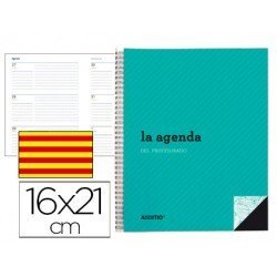 Agenda profesorado Additio en catalan