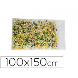 Bolsa plastico autocierre 100x150 mm paquete de 100