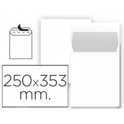 Sobre bolsa Liderpapel C5 blanco 162 x 229 mm Caja 25