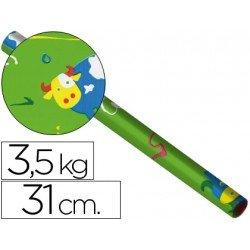 Bobina papel tipo estucado 31 cm 3,5 kg 1218