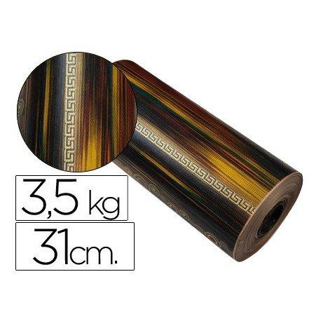 Bobina papel tipo kraft Impresma 31 cm 3,5 kg havana 4281