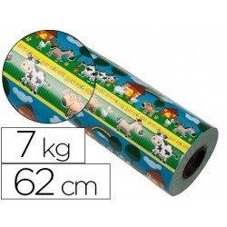 Bobina papel tipo verjurado Impresma 62 cm 7 kg star 7009