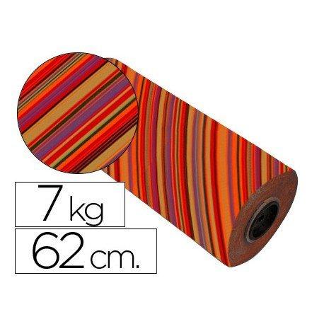 Bobina papel tipo verjurado Impresma 62 cm 7 kg star 7025