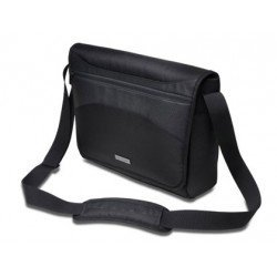 "Maletin para portatil 14"" Kensington Triple Trek Messenger color negro"