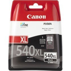 Cartucho Canon PG-540 XL color negro