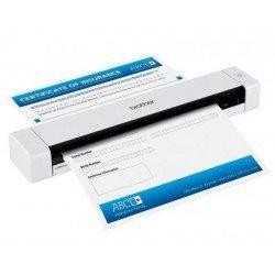 Escaner marca Brother Ds620 portatil A4