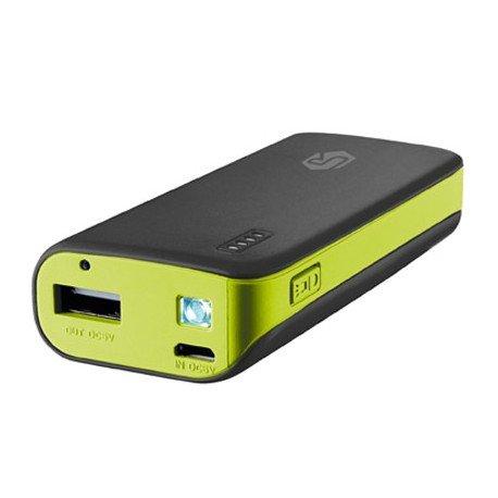 Batería Trust auxiliar portátil 4400 mAh color negro