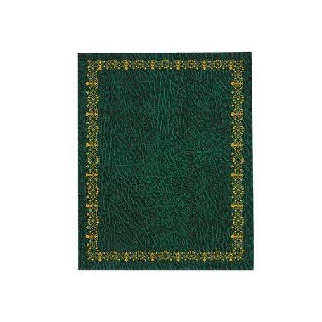 z Album de fotos Liderpapel adhesivo color verde