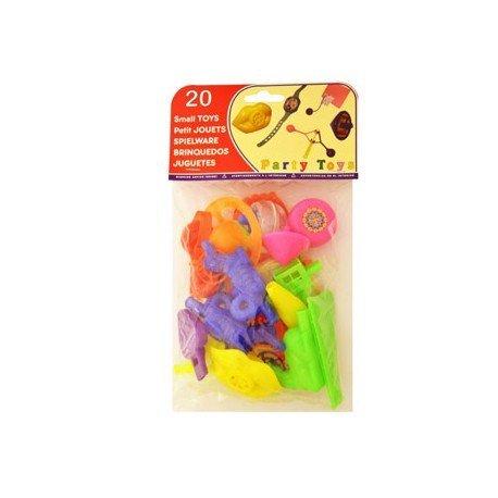 Juguetes de plástico para piñata