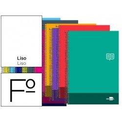 Bloc Folio marca Liderpapel serie Discover liso