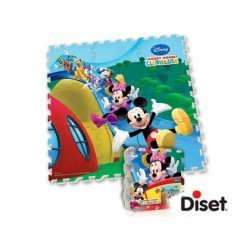 Puzzle marca Diset foam Mickey