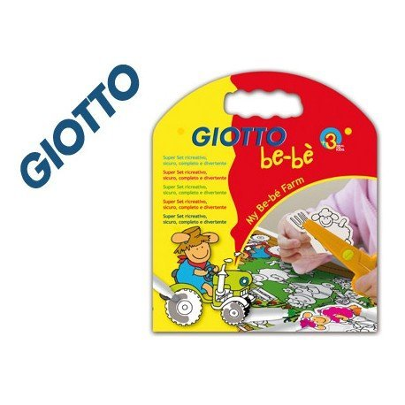 Set my be-be farm marca Giotto