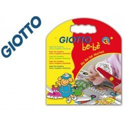 Set Giotto be-be para jugar modelo mercado