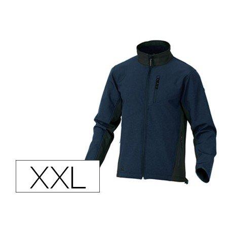 Chaqueta DeltaPlus de poliester-elastano talla XXL