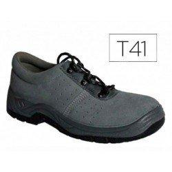 Zapatos de seguridad marca Faru talla 41