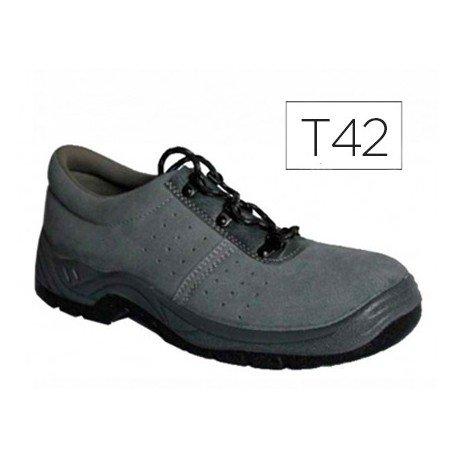 Zapatos de seguridad marca Faru talla 42