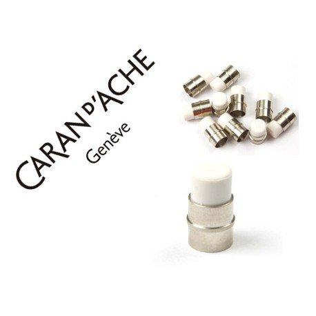 Repuesto goma borrar marca Caran d'Ache portaminas Ecridor xs
