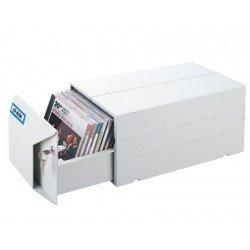 Fichero marca Aidata cajon para 40 CD y DVD