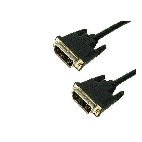 Cable dvi a dvi marca Mediarange longitud 3 metros
