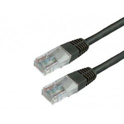 Cable red marca Mediarange longitud 1,5 metros RJ45