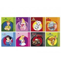 Cuentos colección serie Disney (NO SE PUEDE ELEGIR)