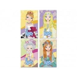 Cuaderno de actividades Mini Princesas Nancy 48 páginas (NO SE PUEDE ELEGIR)