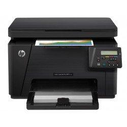 Equipo multifunción HP LaserJet MFP M176N color Negro