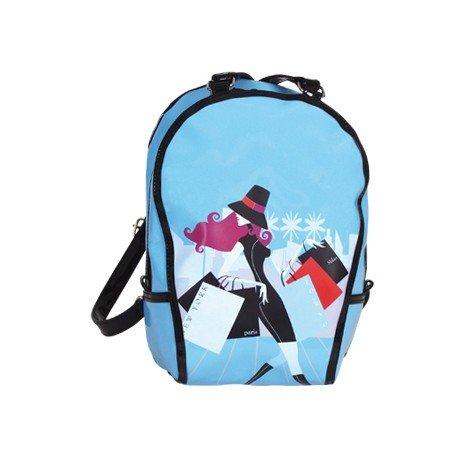 Mochila Escolar Pinglet 20,5x28x10 cm Shopping