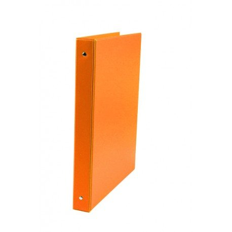 Carpeta Liderpapel 4 anillas 40mm A4 color Naranja
