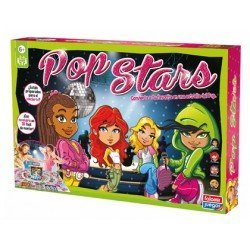 Juego de mesa Pop Stars Falomir