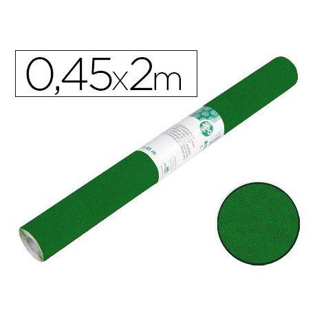 Papel autoadhesivo verde especial ante Liderpapel