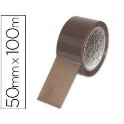 Cinta Adhesiva Q-Connect PVC Medidas 50mmx100m