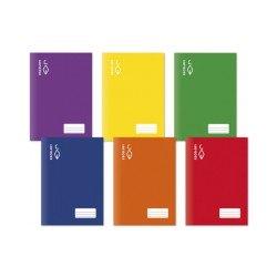 Libreta Escolofi grapada A4 50 hojas Cuadrícula Pautada violeta 132070906 - Bajo pedido -