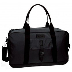 Bolsa de viaje Black Label 50x30x20cm Negra