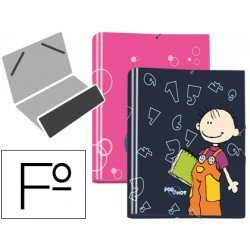 Carpeta Liderpapel fantasia pop & hot