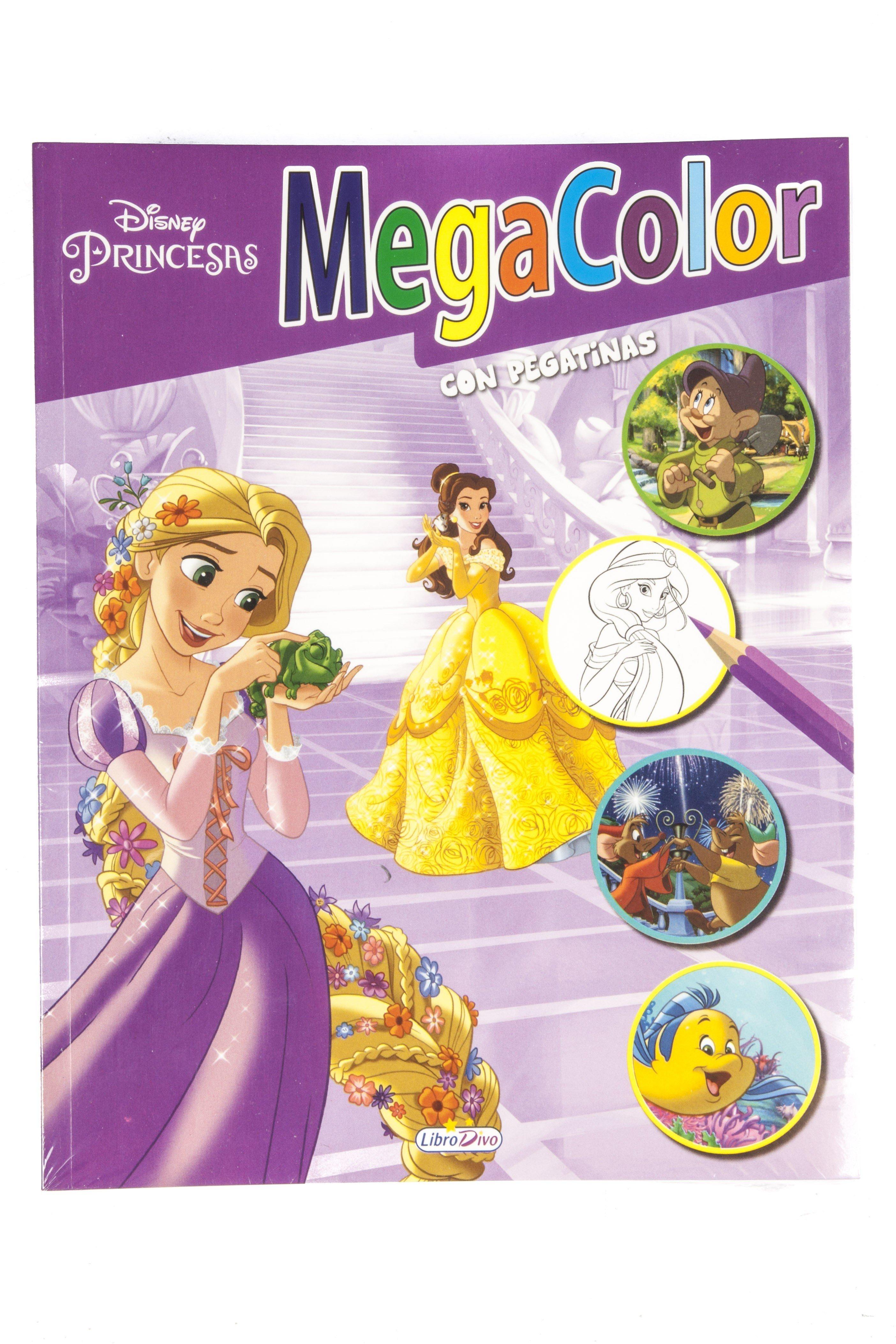 Libros para colorear - Cuadernos para Colorear - Materialescolar.es