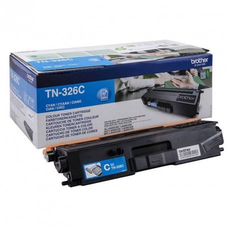Toner Brother TN-326C Color Cian