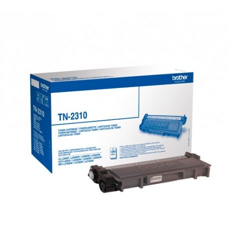 Toner Brother TN-2310 Color Negro