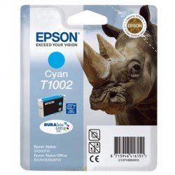 Cartucho Epson T1002 Color Cian C13T100240
