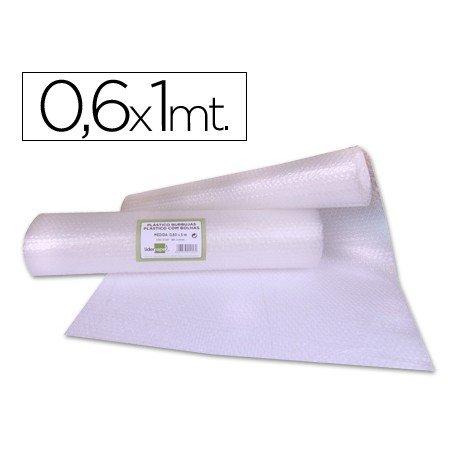 Rollo plastico burbujas 0,60x1M