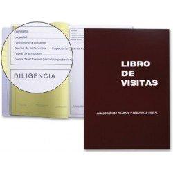 Libro de visitas Folio Miquelrius