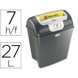 Destructora de documentos Rexel V60 Compactor