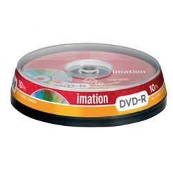 DVD-R / DVD+R 4,7GB 120min 16x Imation