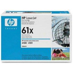 Toner HP 61X negro C8061X (Pack 2)