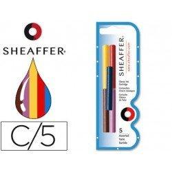 Cartuchos de tinta Sheaffer Classic surtido