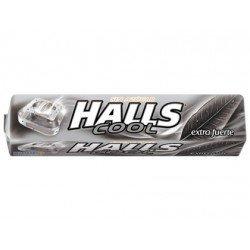 Caramelos marca Halls menta extrafuerte