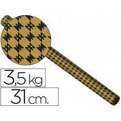 Bobina papel tipo kraft Impresma 31 cm 3,5 kg 123301