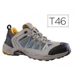 Zapatos seguridad deportivos DeltaPlus talla 46