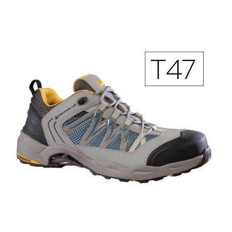 Zapatos seguridad deportivos DeltaPlus talla 47