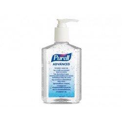 Jabon hidroalcoholico marca Purell desinfectante de manos